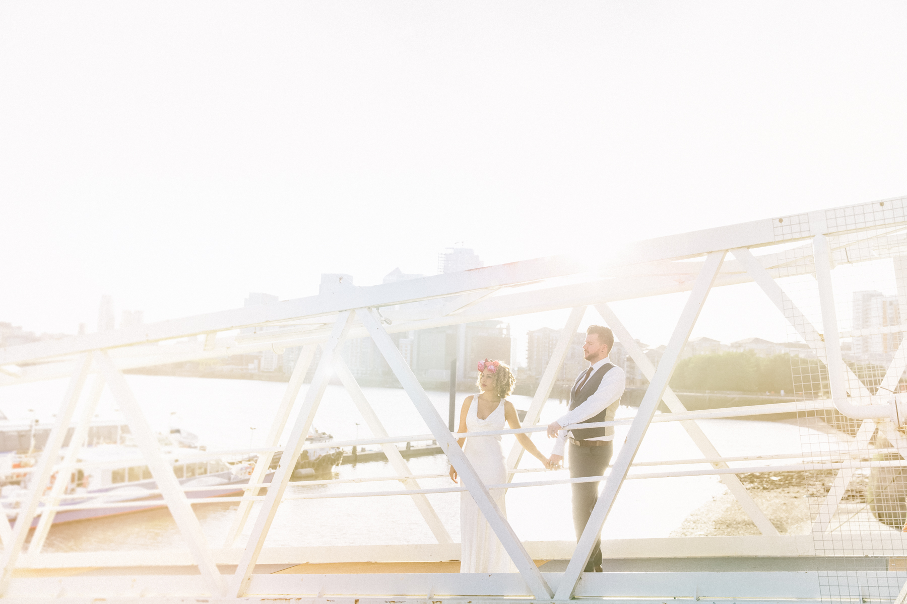 Trinity Buoy Wharf wedding by Eclection-photography-3