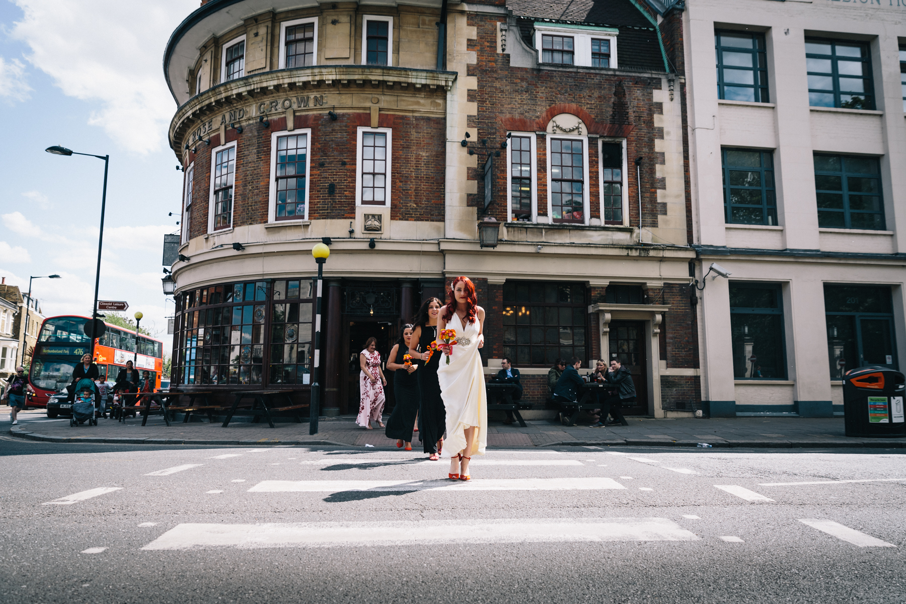STOKE NEWINGTON TOWN HALL WEDDING-12