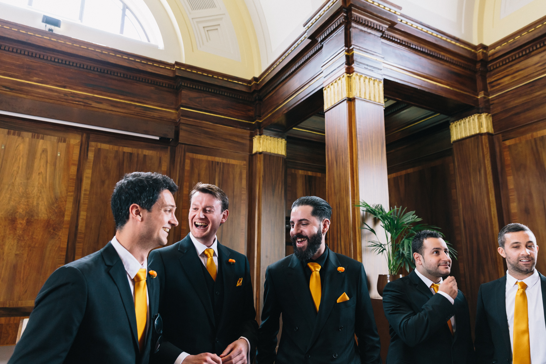 STOKE NEWINGTON TOWN HALL WEDDING-13