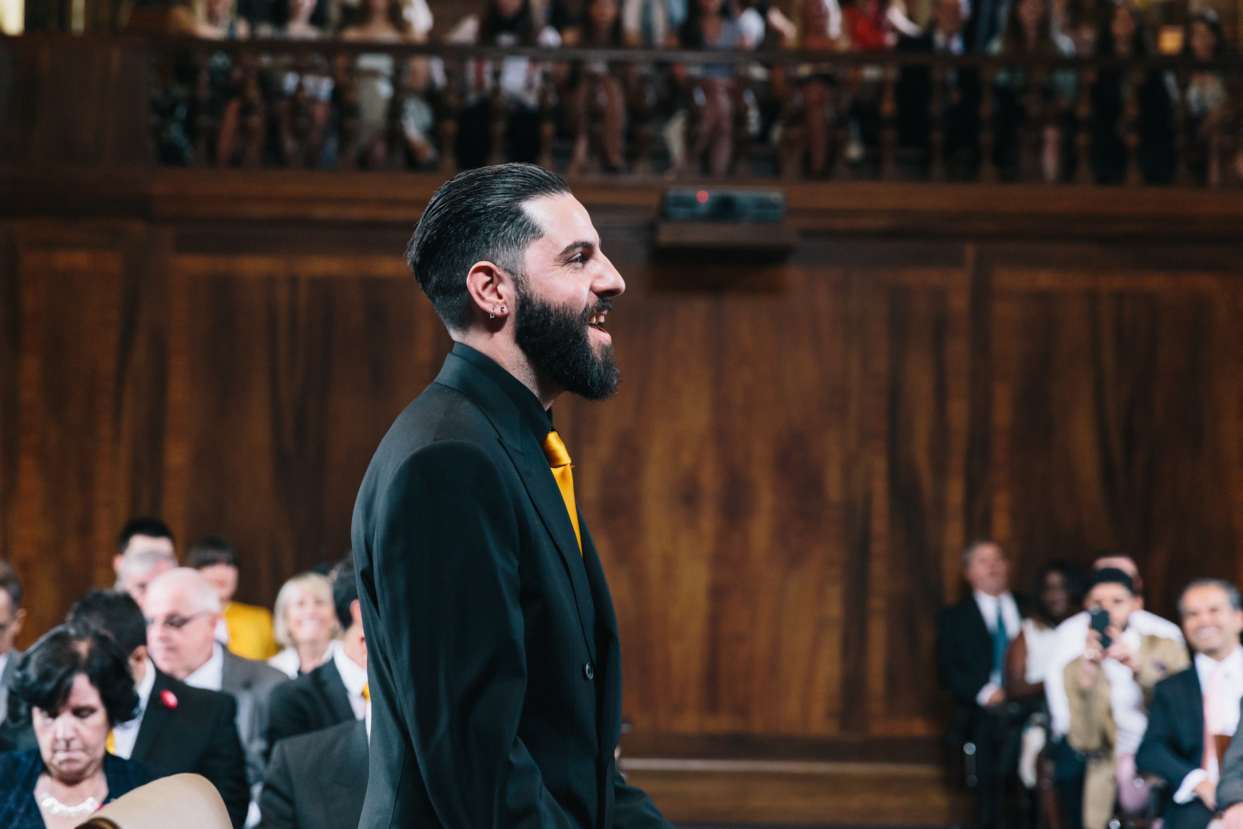 STOKE NEWINGTON TOWN HALL WEDDING-14