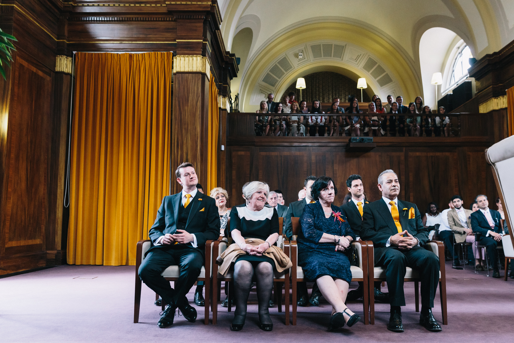 STOKE NEWINGTON TOWN HALL WEDDING-17