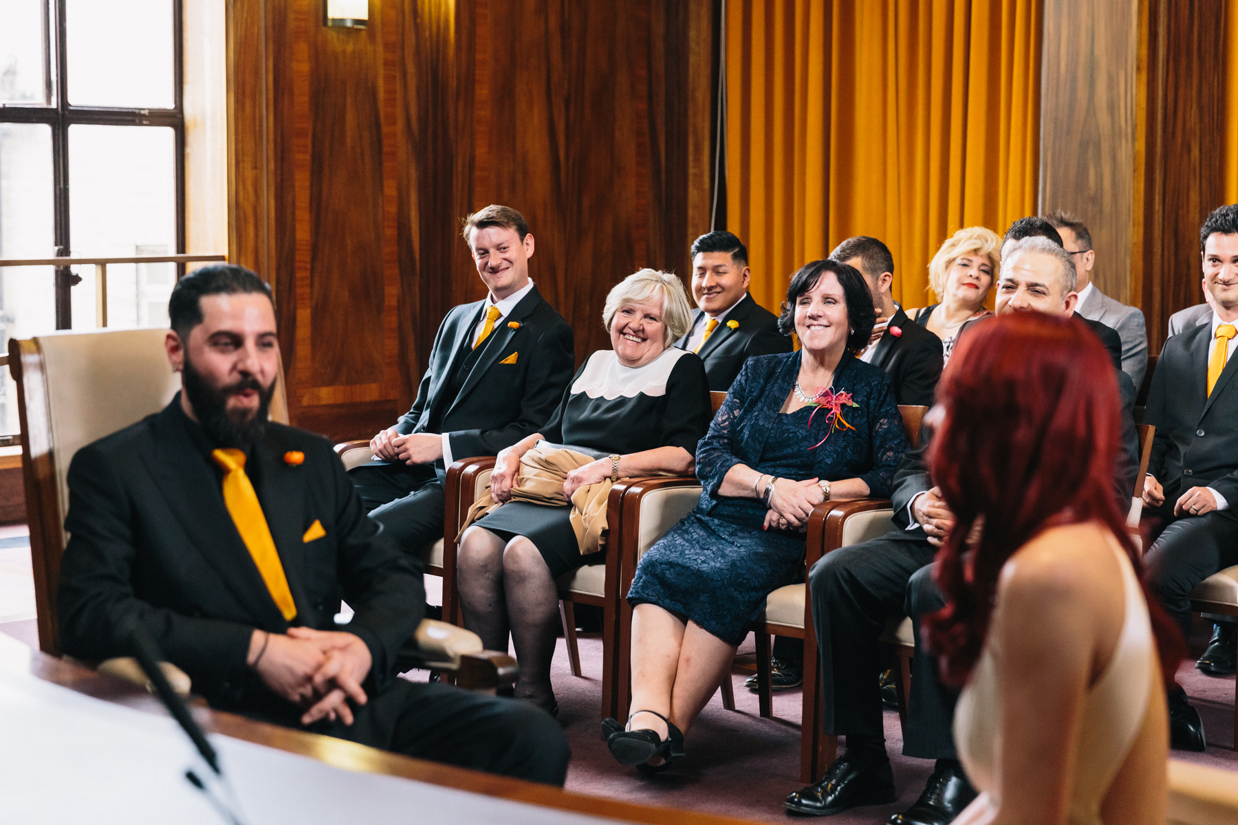 STOKE NEWINGTON TOWN HALL WEDDING-18