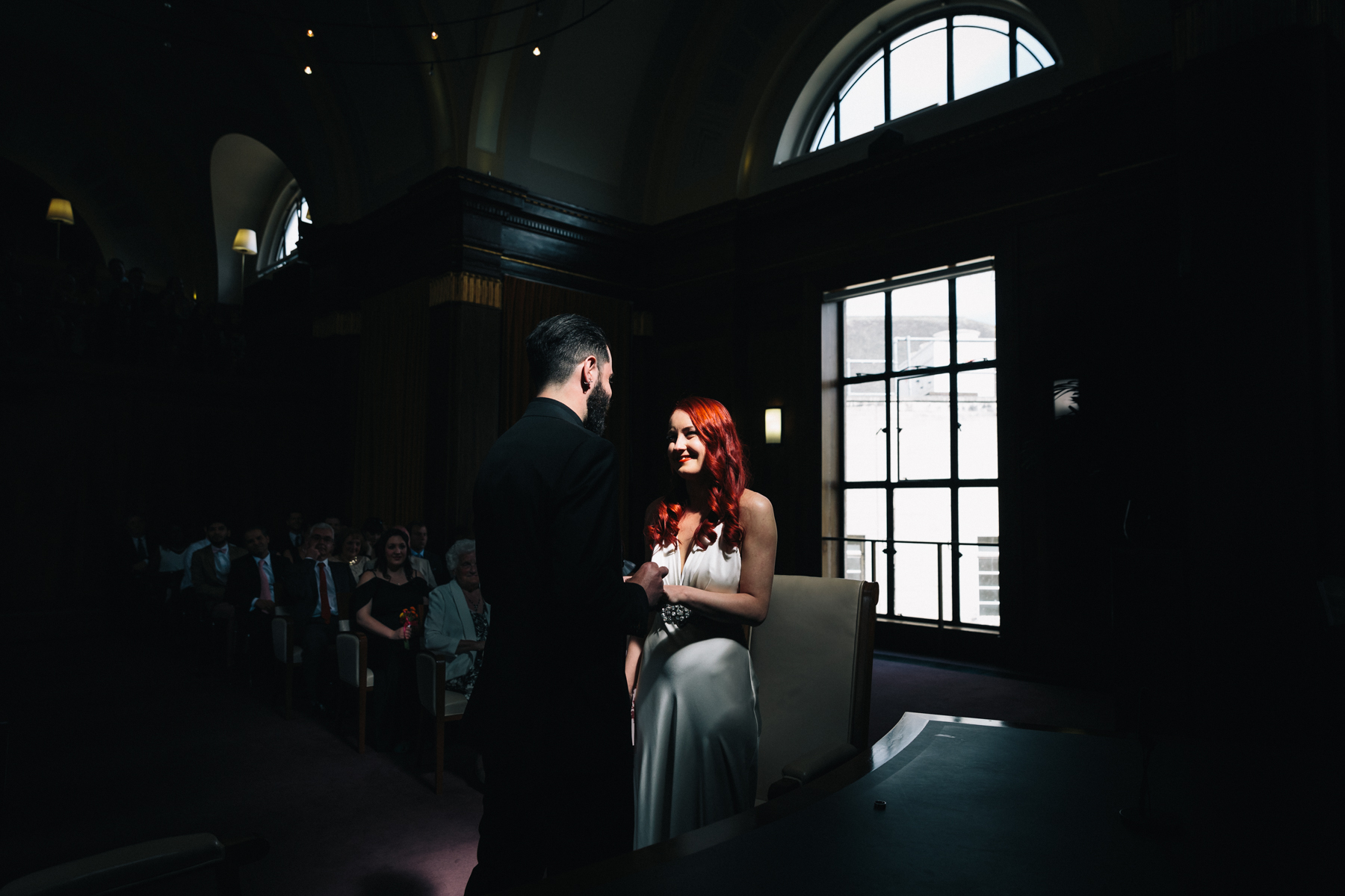 STOKE NEWINGTON TOWN HALL WEDDING-19