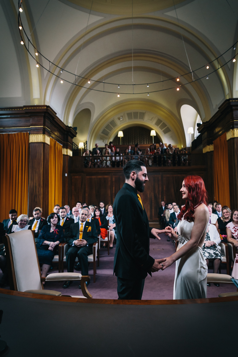 STOKE NEWINGTON TOWN HALL WEDDING-20