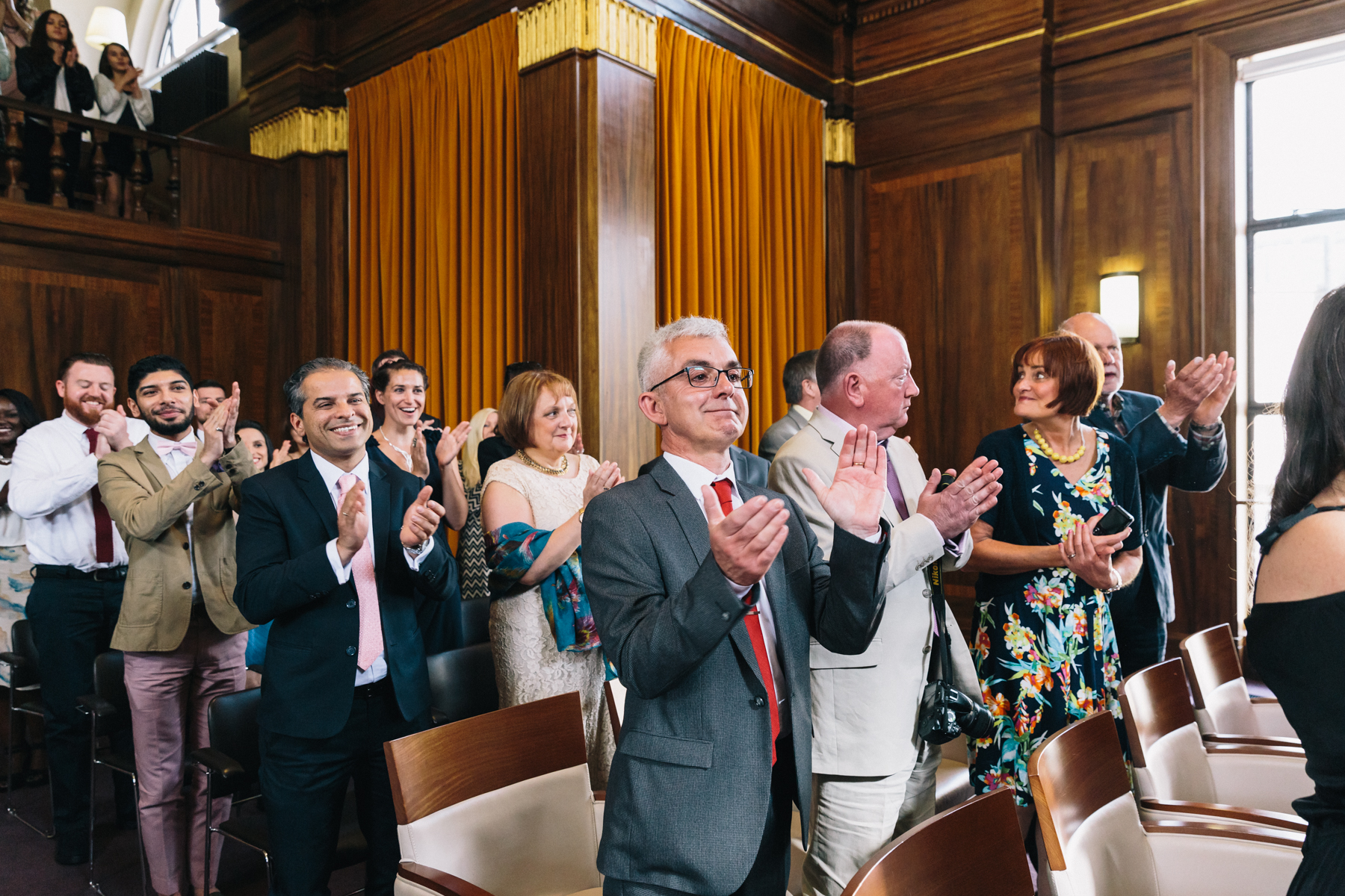 STOKE NEWINGTON TOWN HALL WEDDING-21