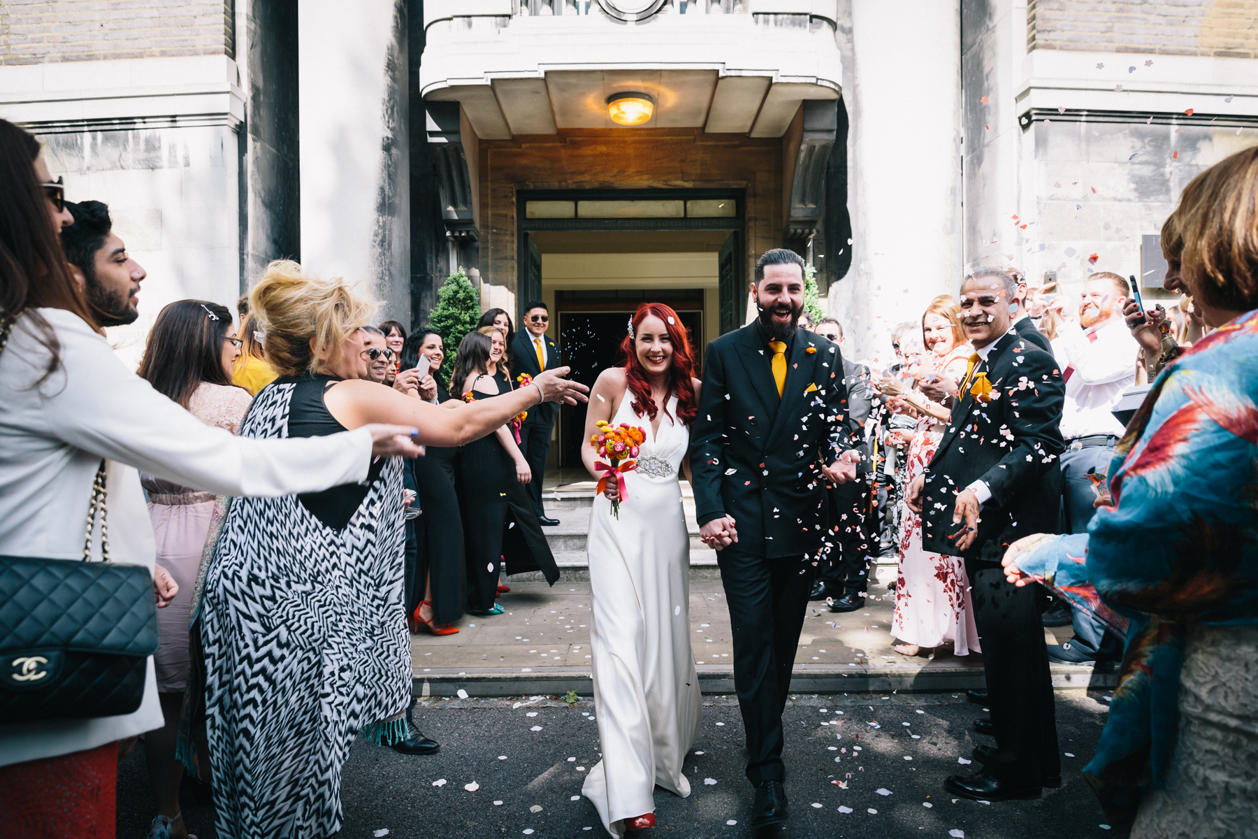 STOKE NEWINGTON TOWN HALL WEDDING-26
