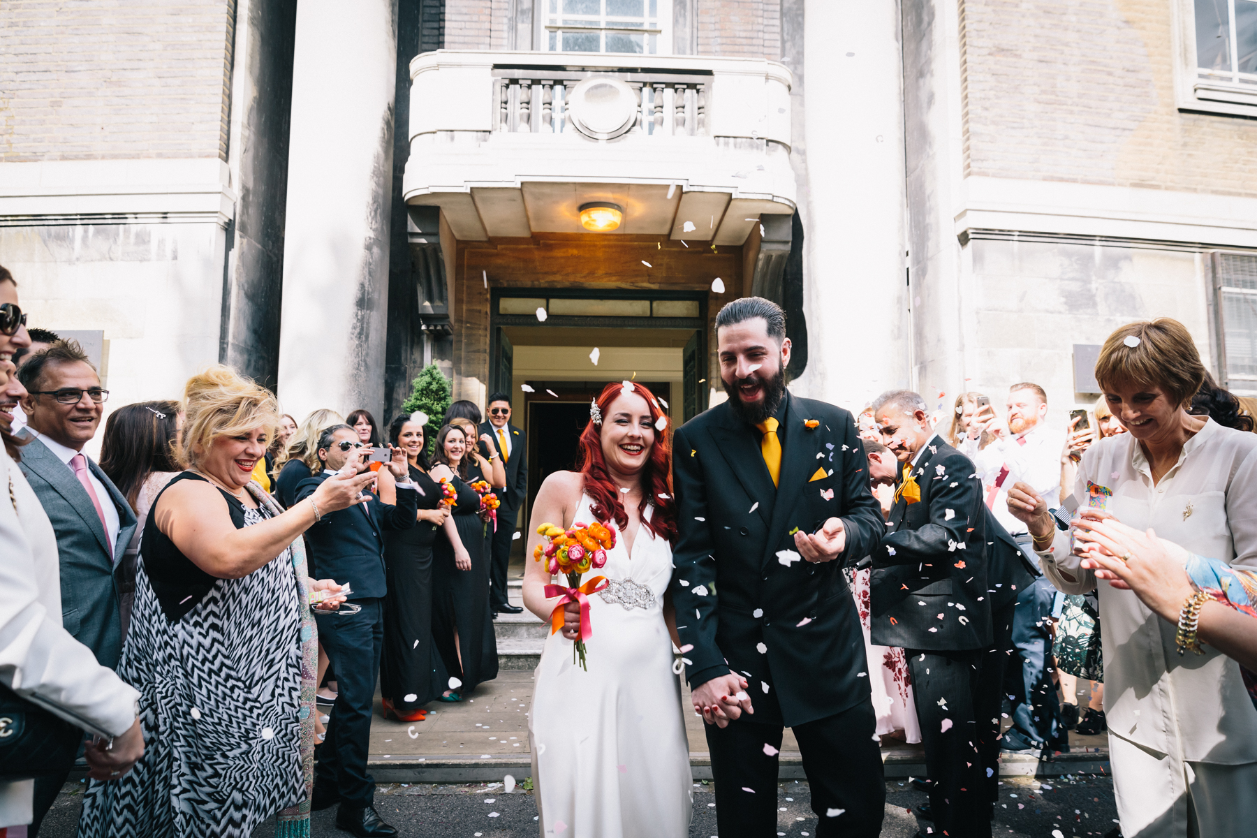 STOKE NEWINGTON TOWN HALL WEDDING-27