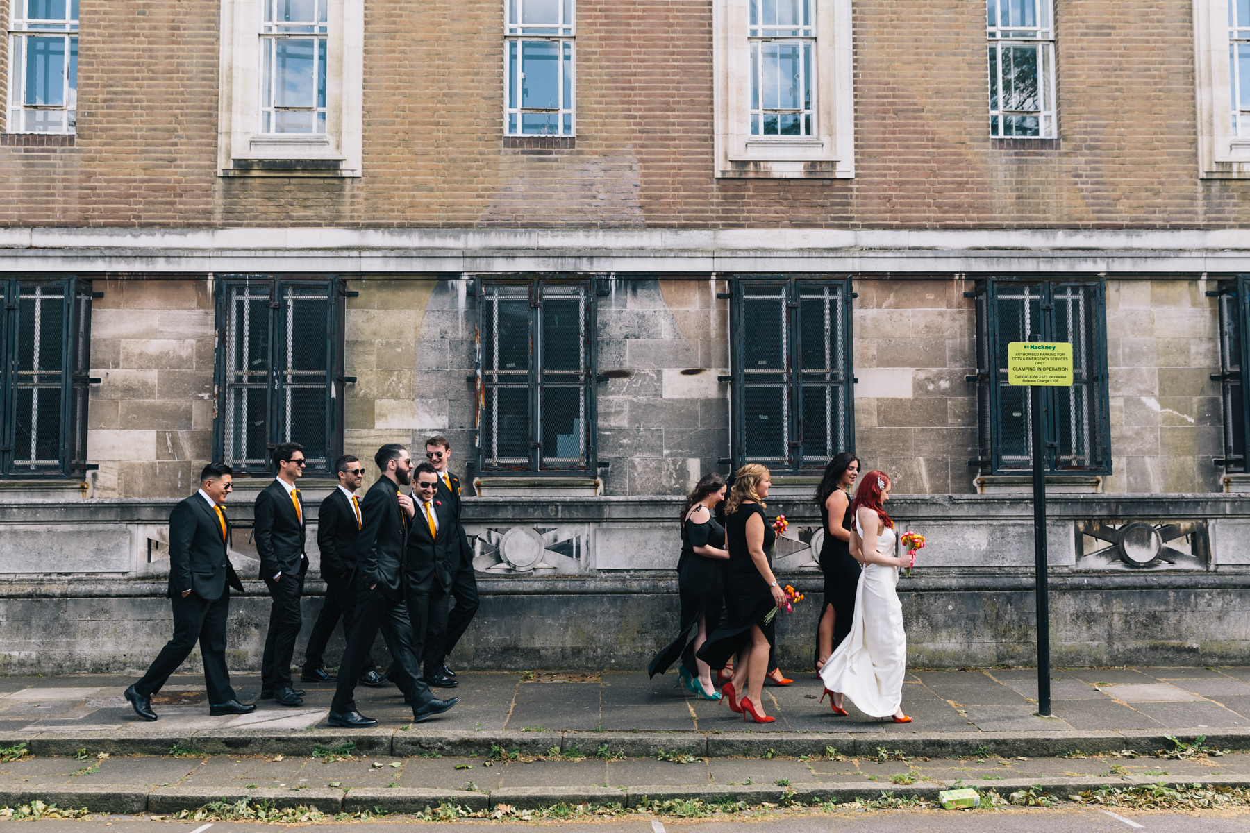 STOKE NEWINGTON TOWN HALL WEDDING-31