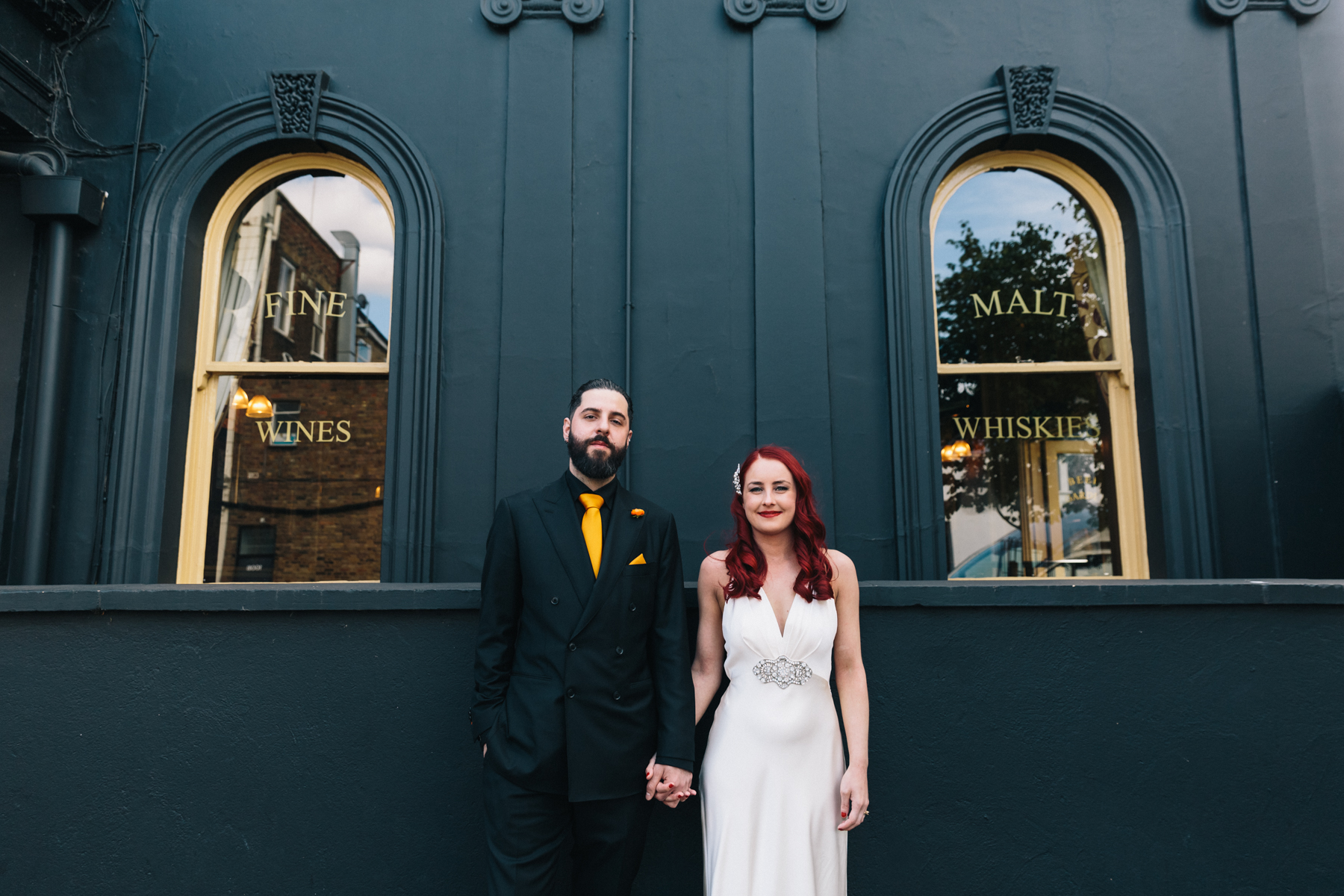 STOKE NEWINGTON TOWN HALL WEDDING-50