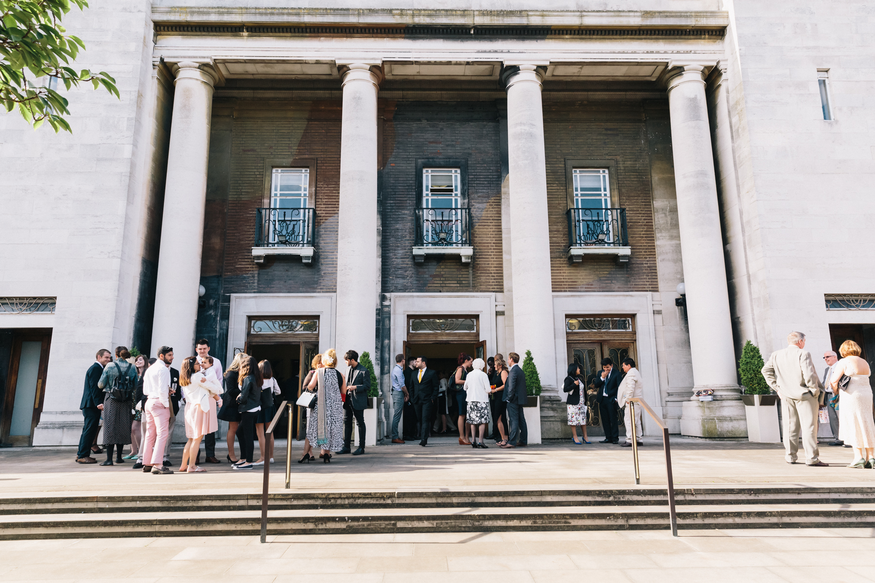 STOKE NEWINGTON TOWN HALL WEDDING-61