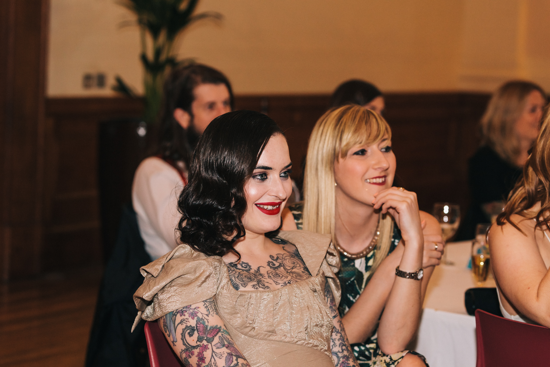 STOKE NEWINGTON TOWN HALL WEDDING-68