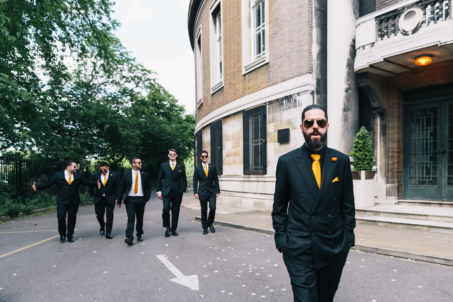 STOKE NEWINGTON TOWN HALL WEDDING-7
