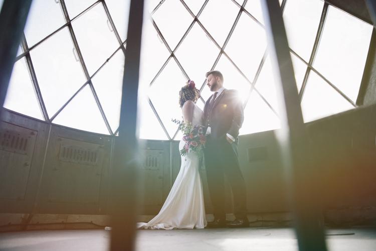Trinity Buoy wharf wedding-5