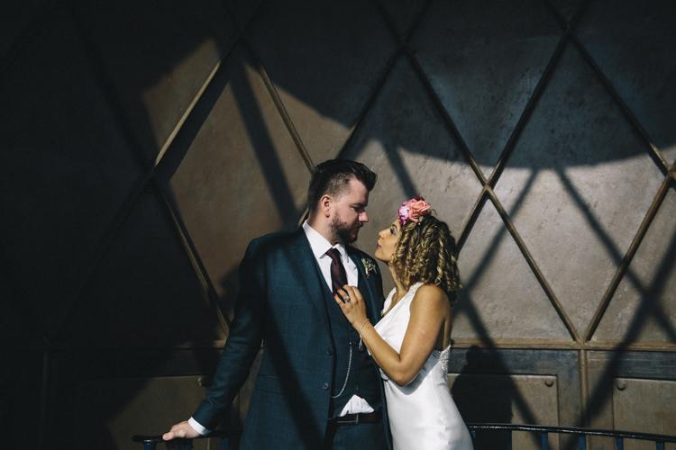 Trinity Buoy wharf wedding-6