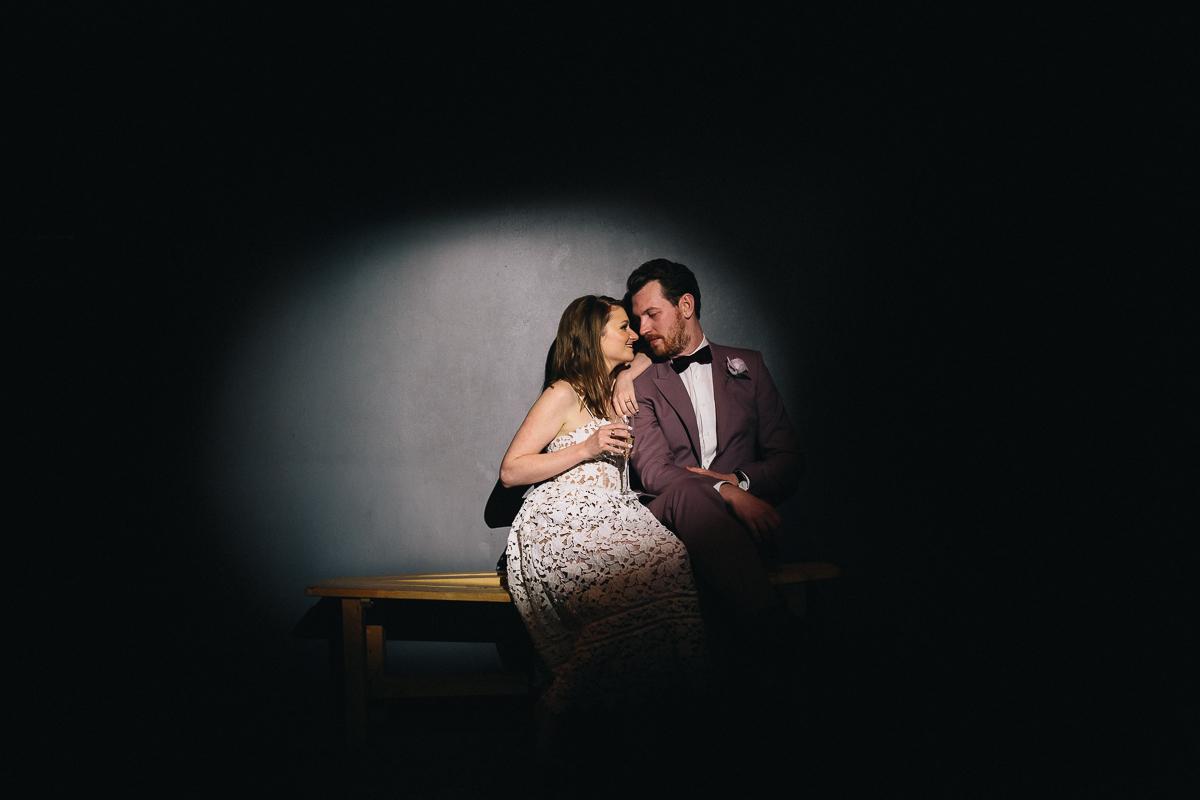 Studio Spaces Wedding
