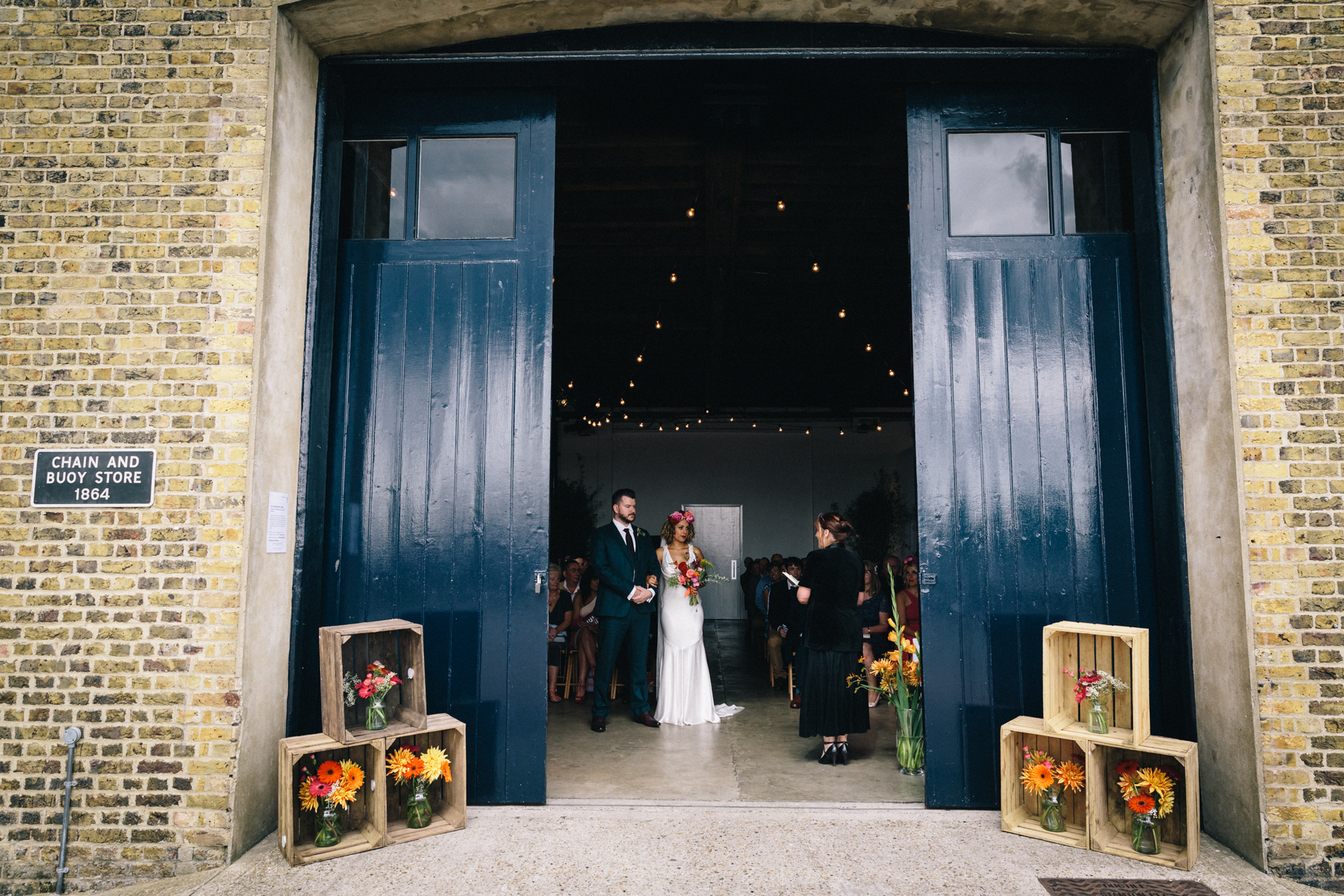 Trinity Buoy Wharf Wedding1-4
