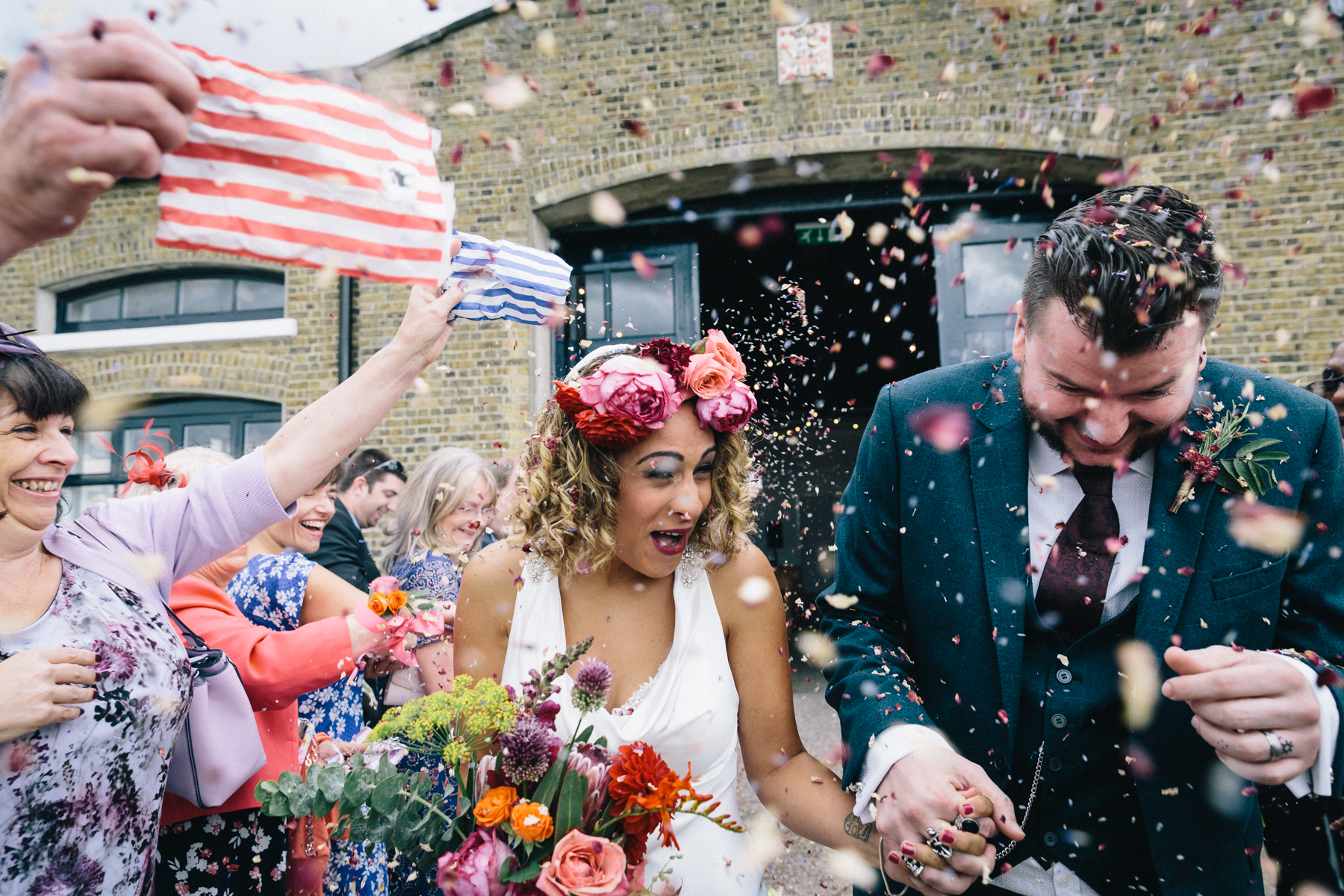Trinity Buoy Wharf Wedding12