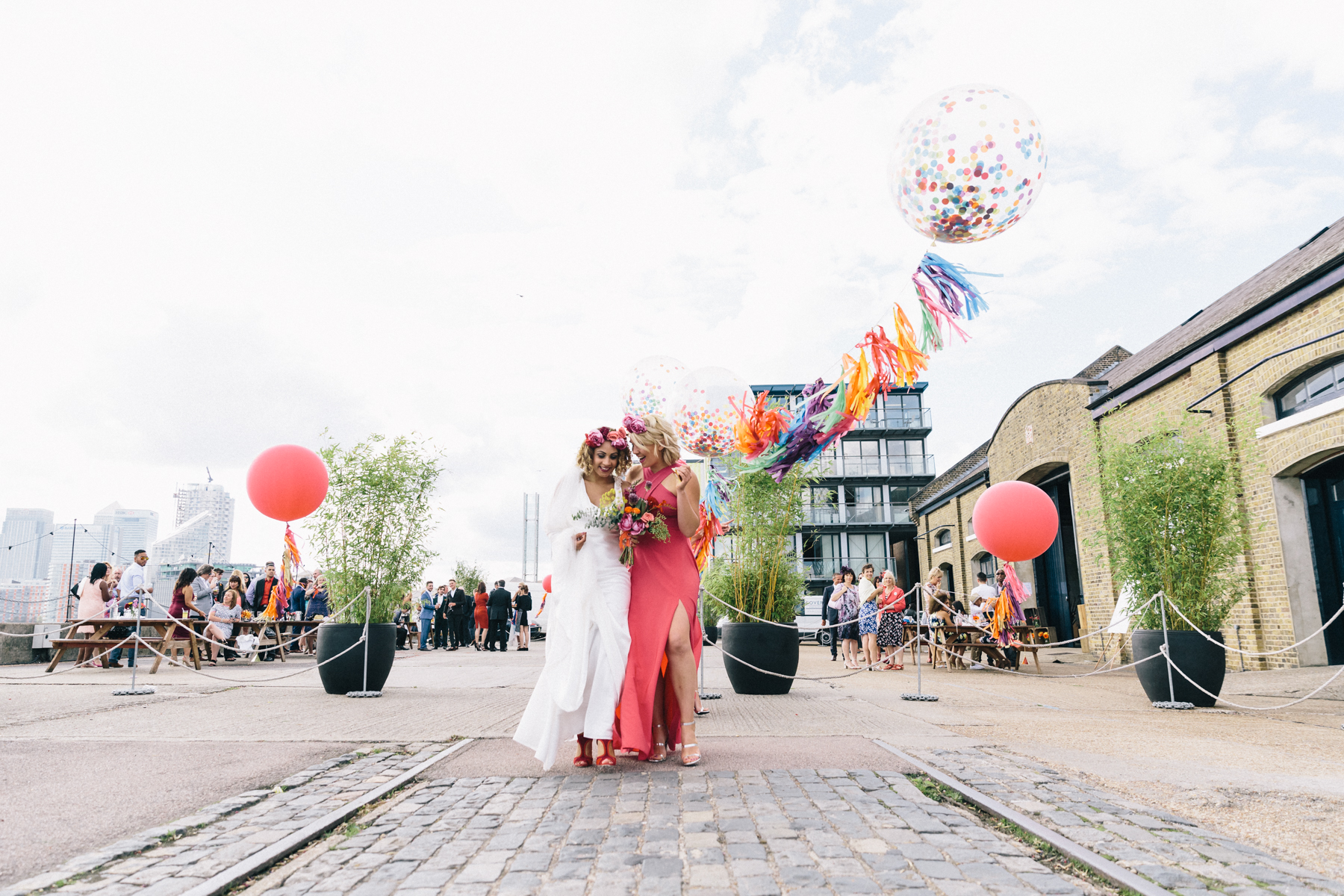 Trinity Buoy Wharf Wedding16