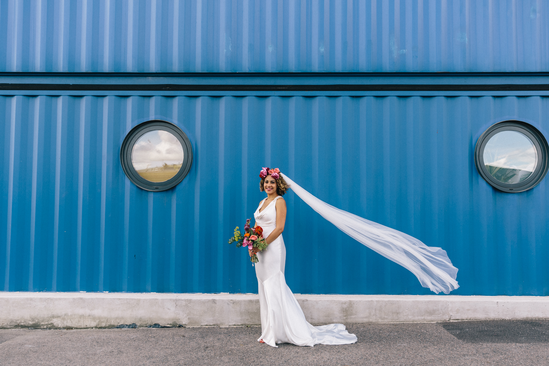 Trinity Buoy Wharf Wedding17