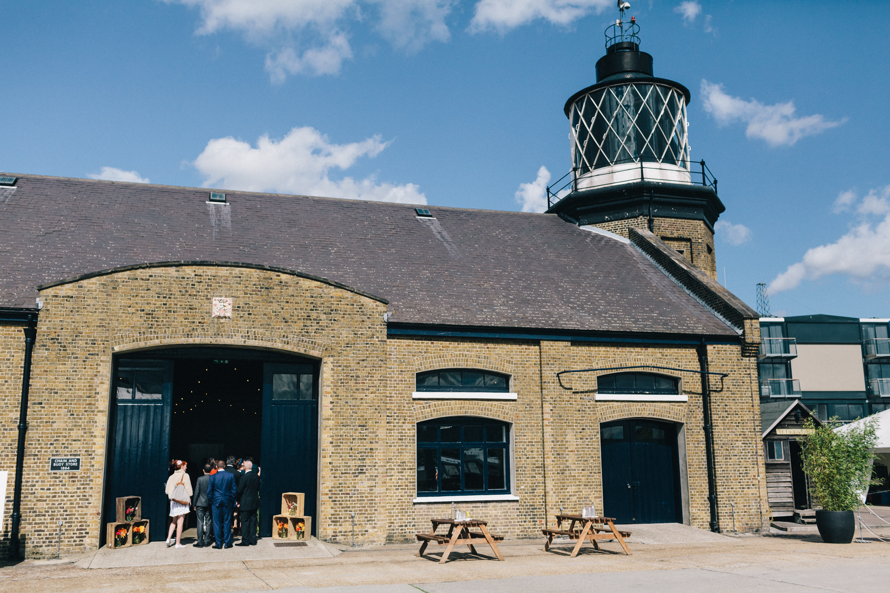 Trinity Buoy Wharf Wedding2