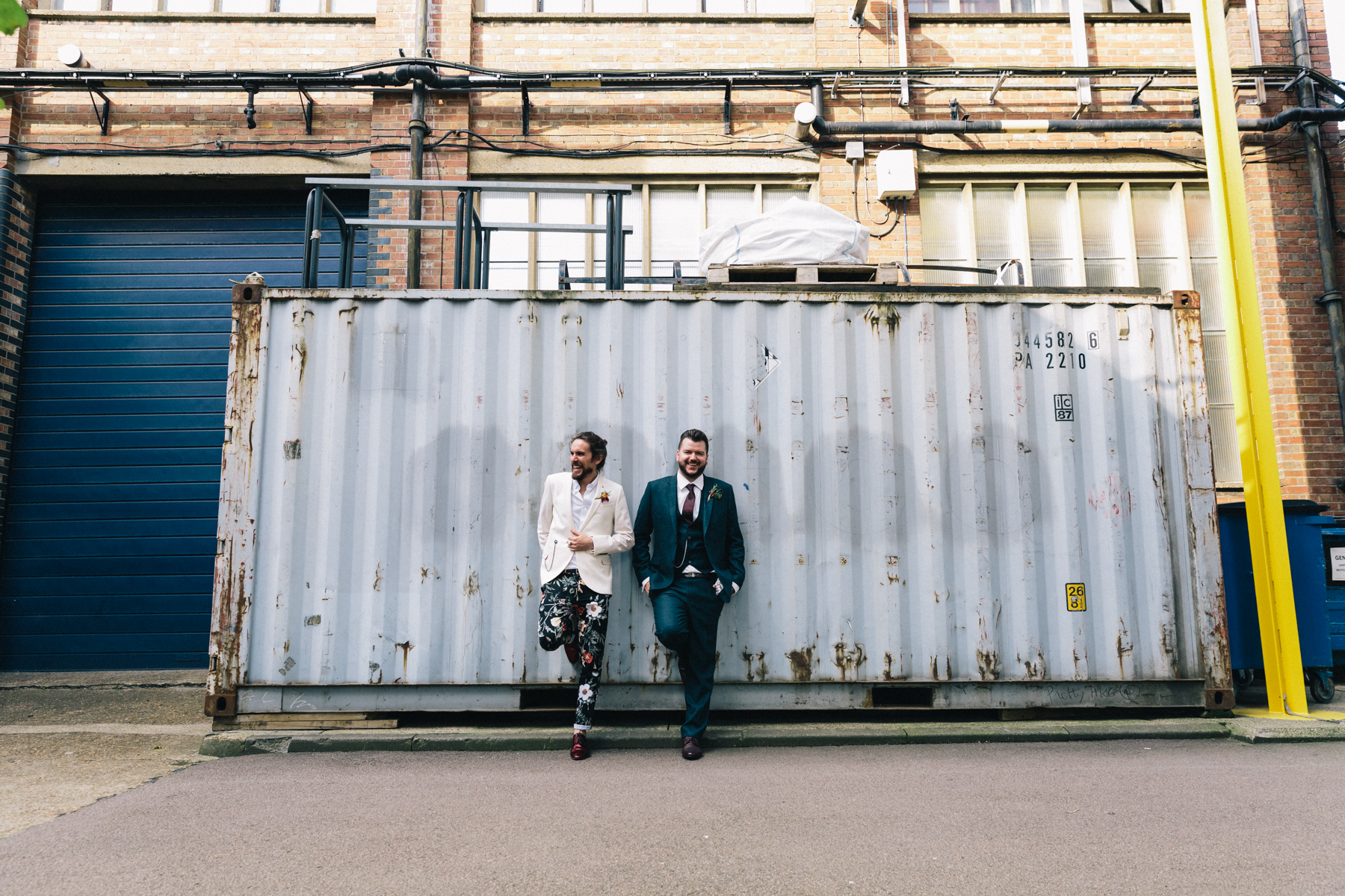 Trinity Buoy Wharf Wedding20