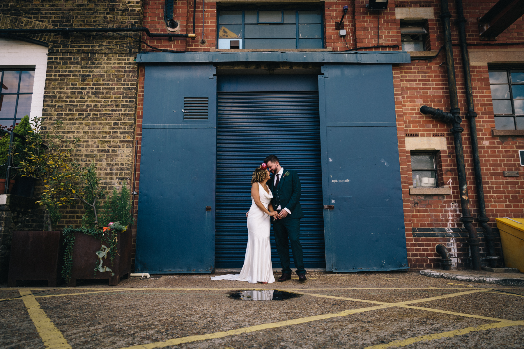 Trinity Buoy Wharf Wedding25