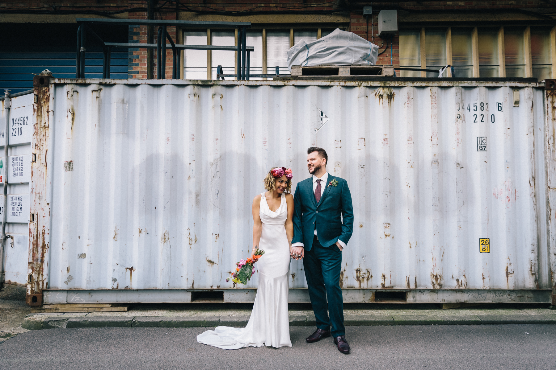 Trinity Buoy Wharf Wedding26