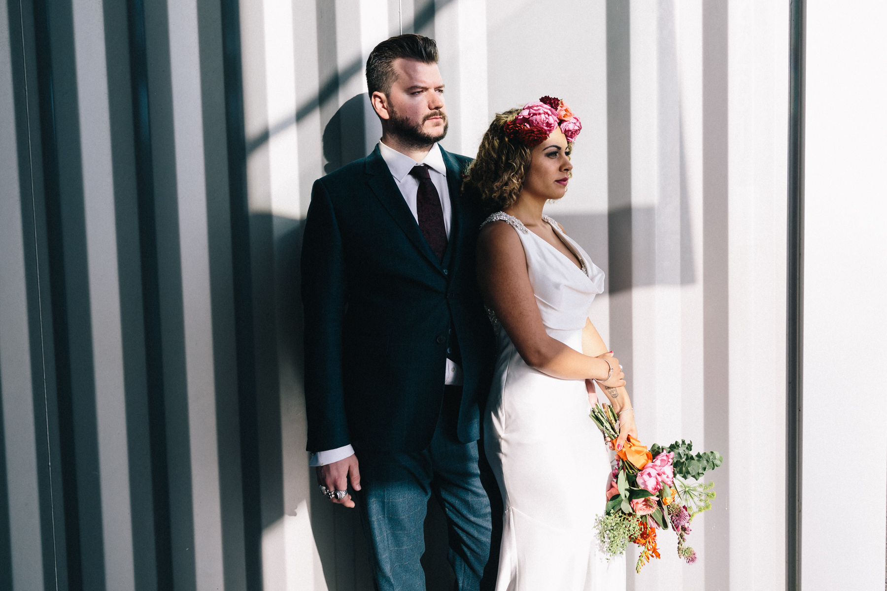 Trinity Buoy Wharf Wedding28