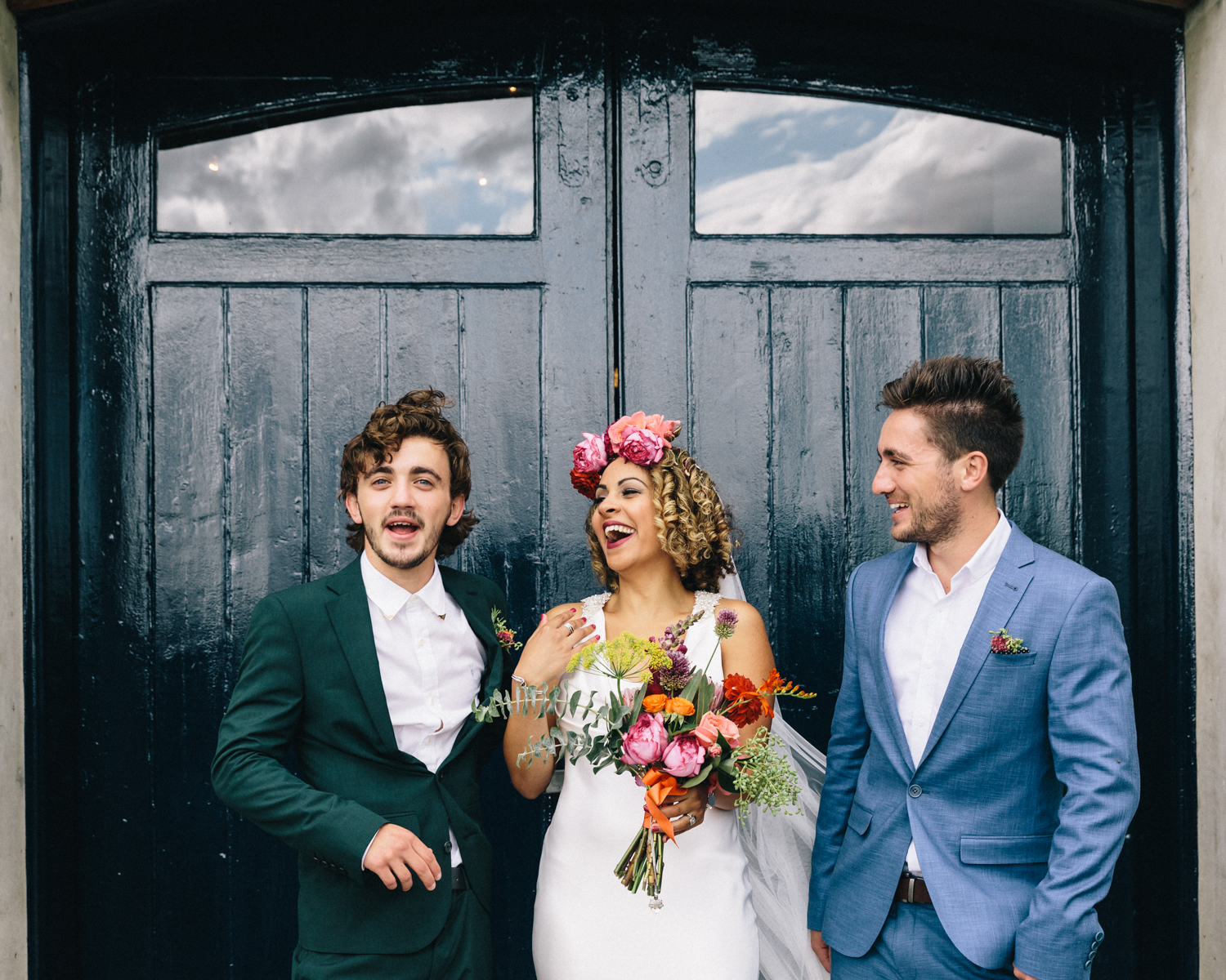 Trinity Buoy Wharf Wedding3