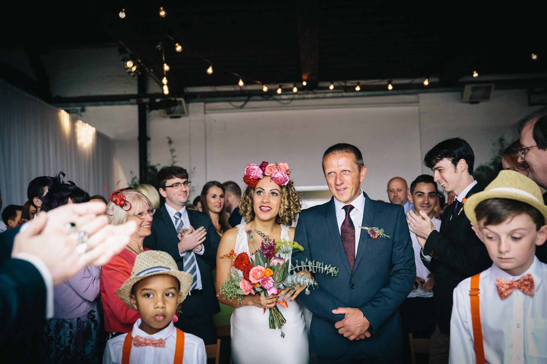 Trinity Buoy Wharf Wedding5
