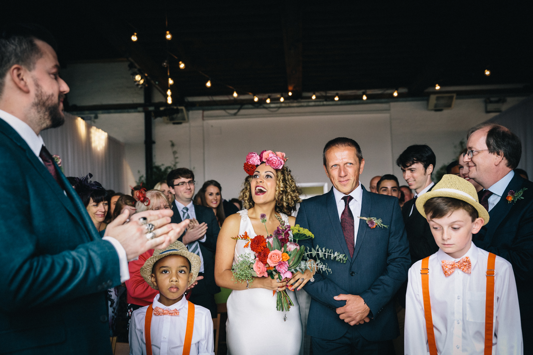 Trinity Buoy Wharf Wedding6