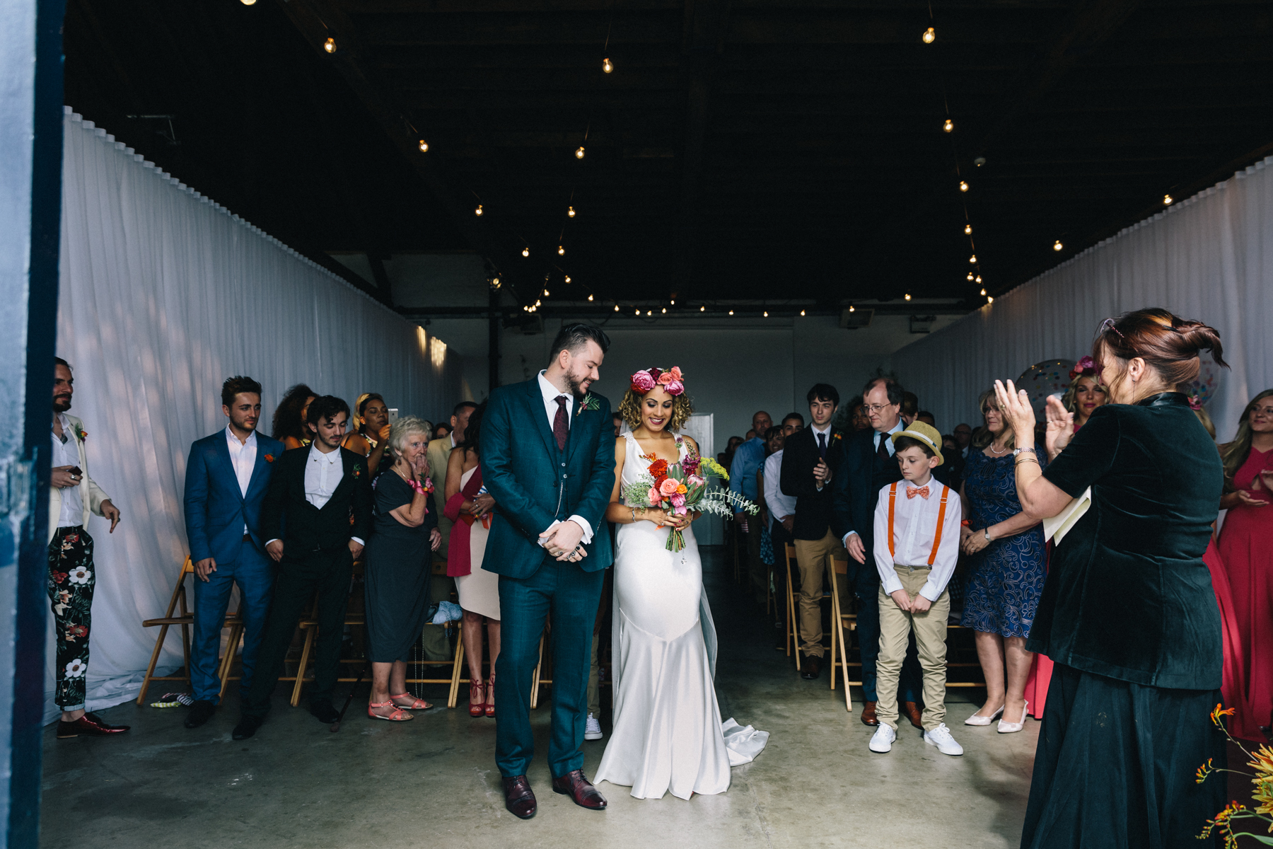 Trinity Buoy Wharf Wedding7