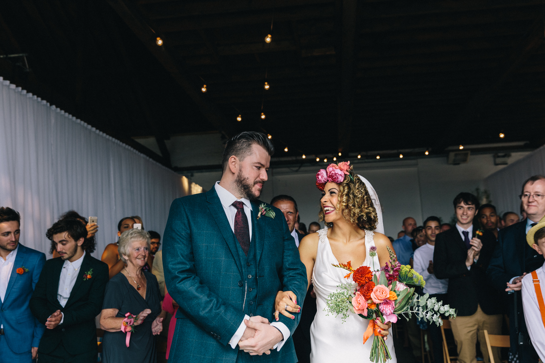 Trinity Buoy Wharf Wedding8