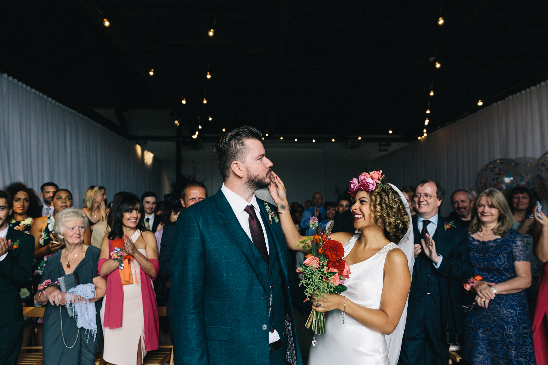 Trinity Buoy Wharf Wedding9