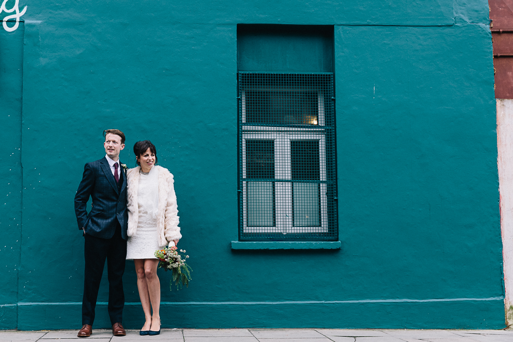 Hackney Wedding