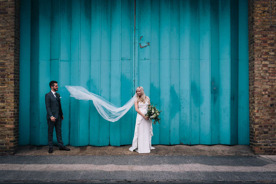 Shoreditch Wedding