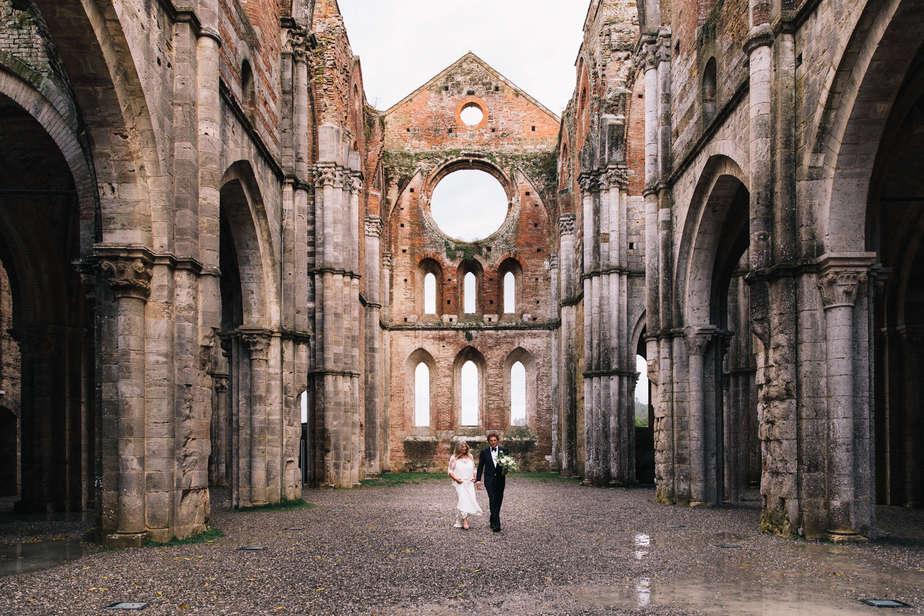 Borgo Santo Pietra Wedding Photographer