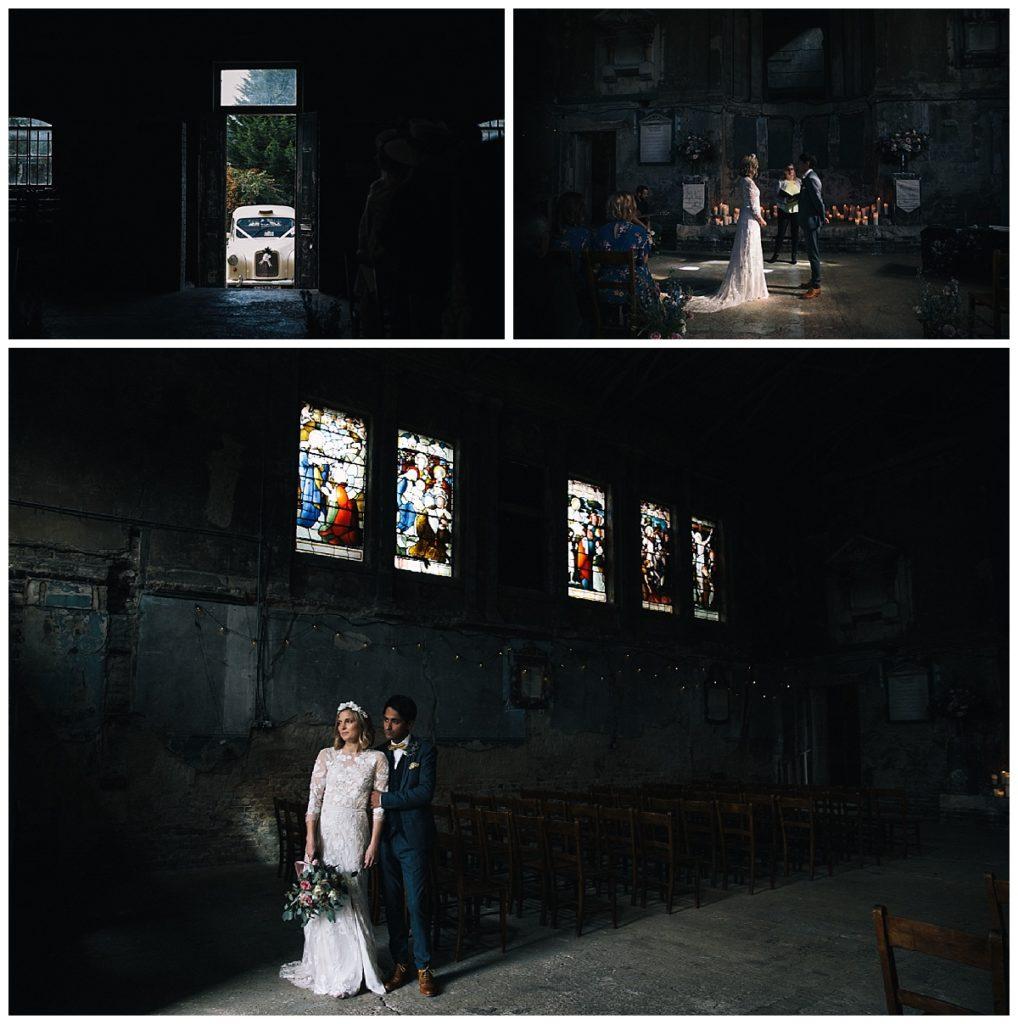 Asylum Chapel Wedding