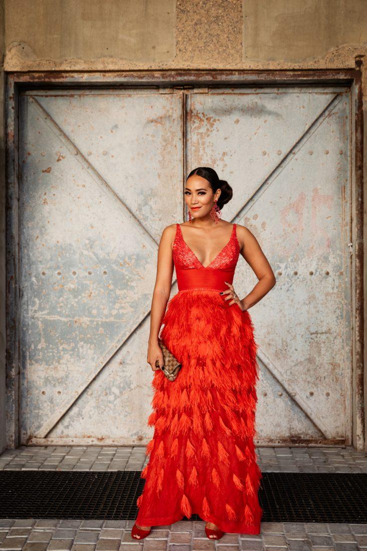 Jo-Ann Strauss for Vogue Conde Nast
