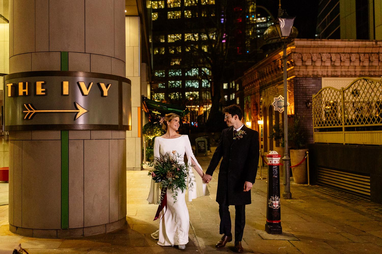 Ivy City Garden Wedding