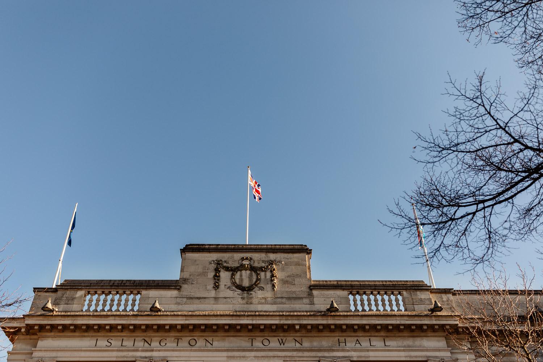 islington town hall registry office