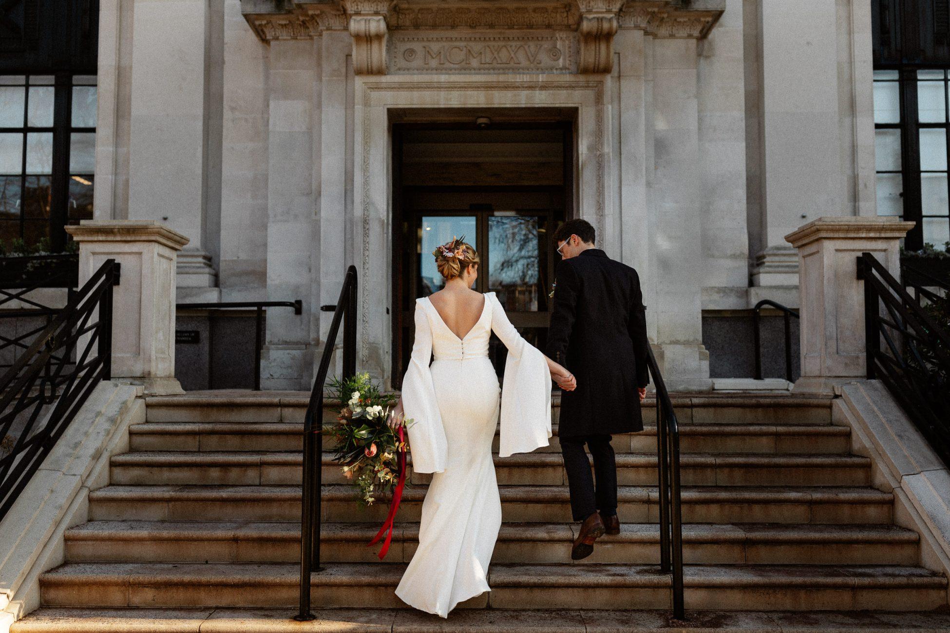 London Wedding Photographer - Islington Town Hall Wedding