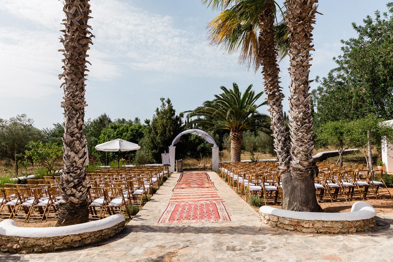 Boutique Villa Ibiza Wedding