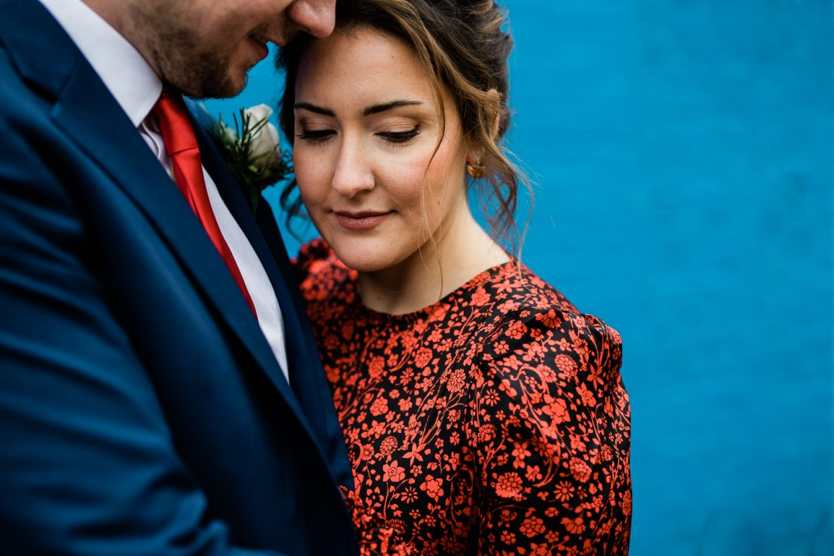 Peckham wedding