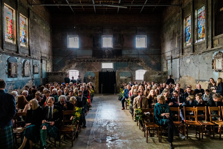 Ceremony Ready at the Asylum Southwark