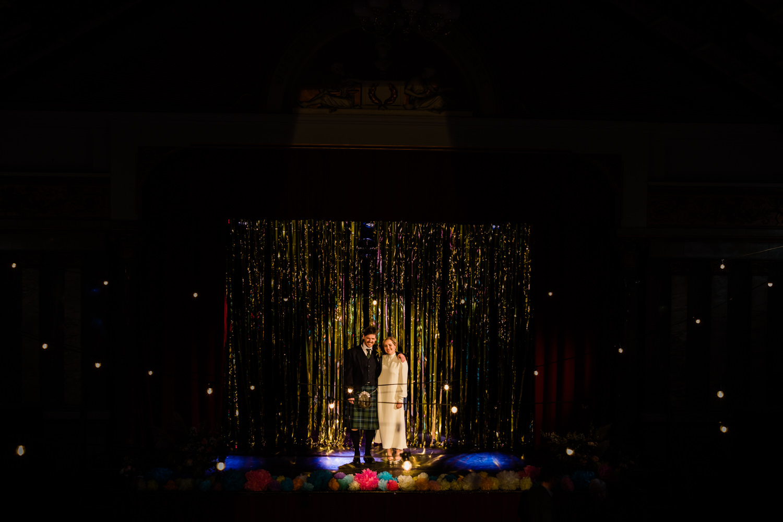 Stanley Halls Wedding