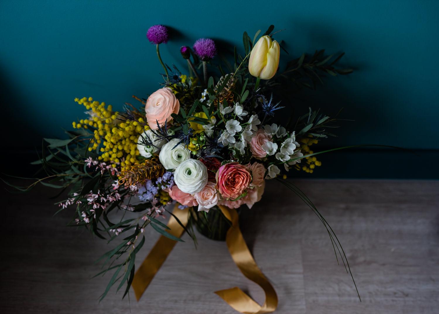 Worm London Flowers weddings