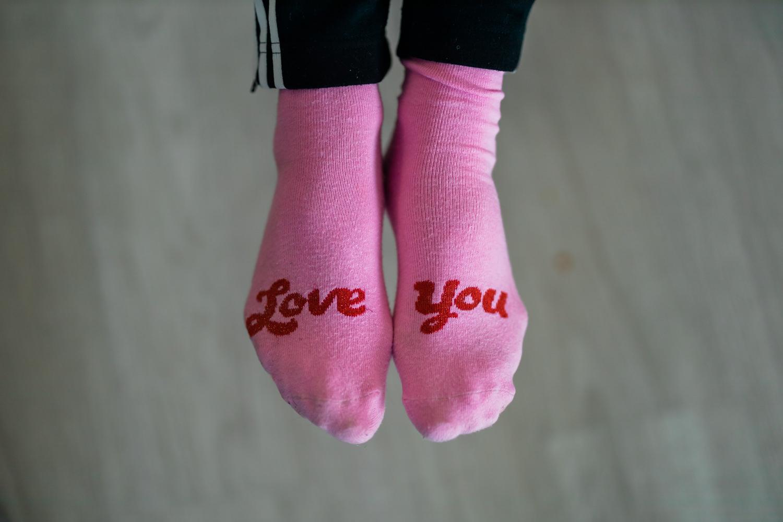 Love you socks