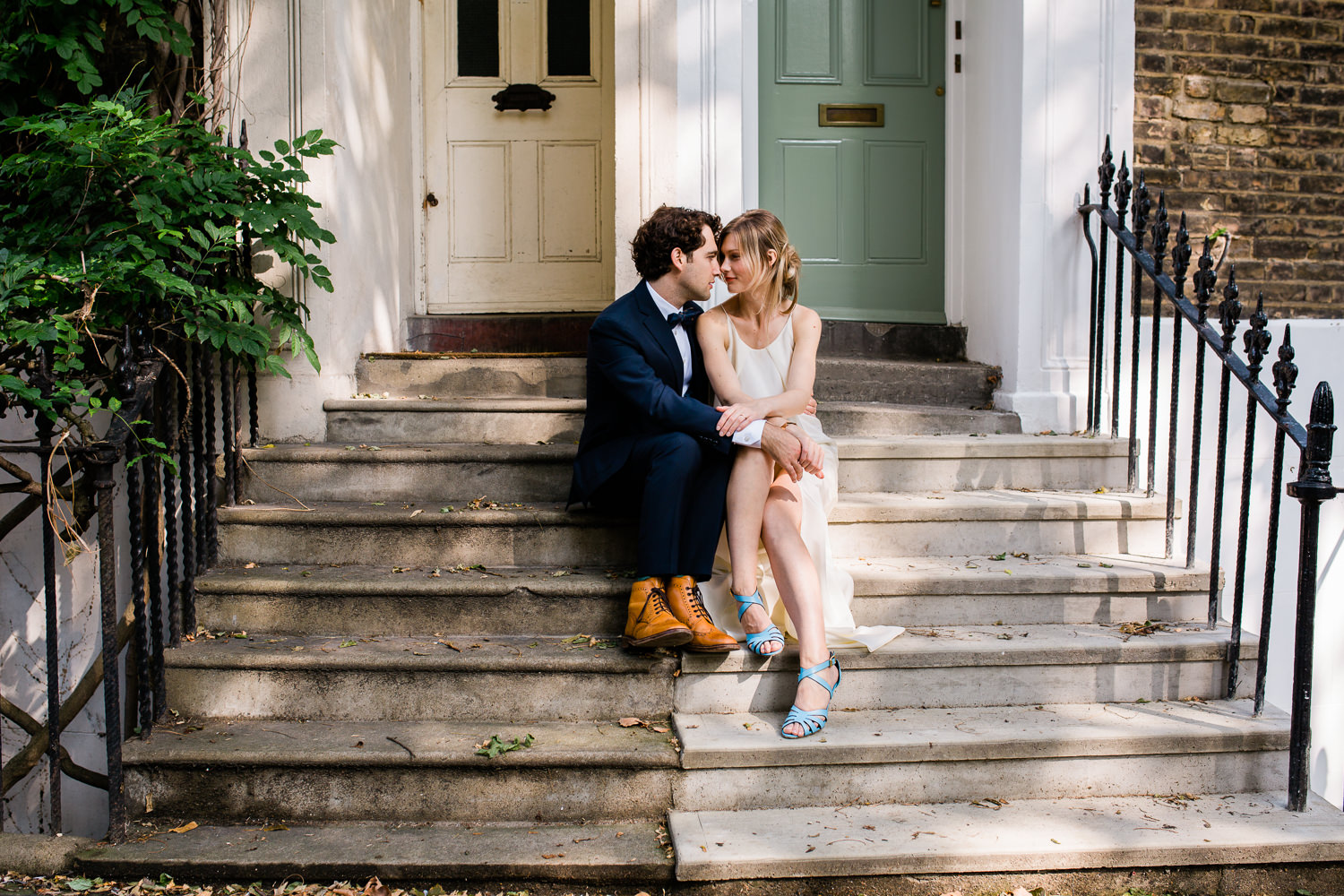 Islington Town Hall intimate wedding